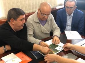 Главы двух ведомств Дагестана проверили санитарное состояние в Хасавюрте.
