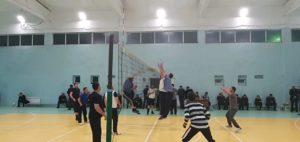 Состоялся волейбольный турнир памяти участника Великой Отечественной войны.