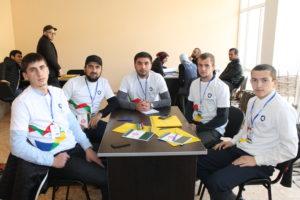 Межмуниципальный добровольческий форум провели в Гергебильском районе.