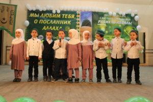 Районный маджлис, посвященный месяцу Рабби-уль –Авваль провели в Гергебильском районе.