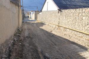 В Гергебильском районе будет забетонирована улица Абулмуслимова.