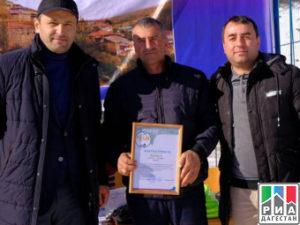 На грант Президента РФ открыли спортивную площадку в Хивском районе