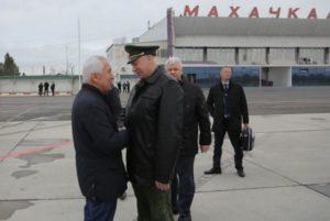 Глава Дагестана награжден медалью