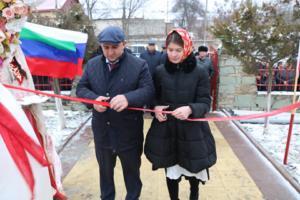 Две общественные территории и одна дорога благоустроены в рамках республиканского проекта «Мой Дагестан»