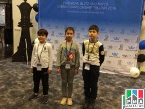 Дагестанский шахматист впервые выиграл чемпионат Европы