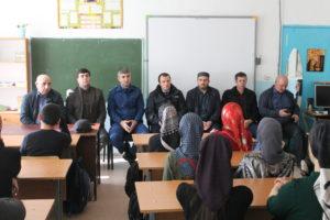 Мероприятие по профилактике наркомании провели в Гергебильском районе.