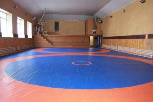 Глава Гергебильского района посетил детско-юношескую спортивную школу.