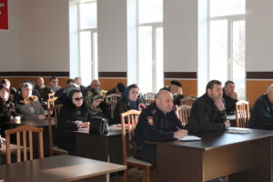 Внеочередная сессия Собрания депутатов прошла в Гергебильском районе.