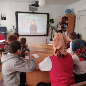Гергебильские школьники приняли участие во Всероссийском открытом уроке «ПроеКТОриЯ».