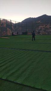 У хвартикунинцев будет своя современная футбольная площадка.