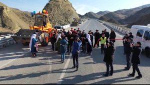 Открытие автомобильной дороги в Левашинском районе