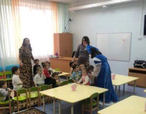 В рамках нацпроекта «Образование» в Каспийске открыли детский сад на 150 мест