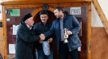 В Гумбетовском районе состоялась церемония открытия дороги после капремонта