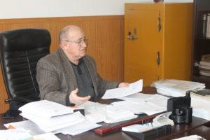 В Гергебильском районе готовятся к отчету главы района об итогах по социально-экономическому развитию за 2019 год.