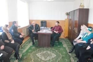Заседание комиссии по делам несовершеннолетних состоялось в администрации Гергебильского района.