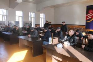 Глава Гергебильского района встретился с жителями новых микрорайонов районного центра