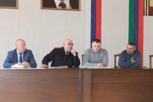 Подготовку к празднованию 75-летия Победы обсудили в Гергебильском районе.