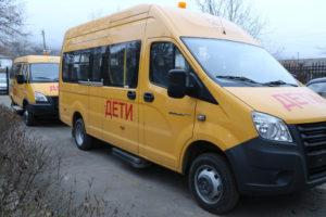 Школьный автопарк Кайтагского района оснащен дополнительным транспортом