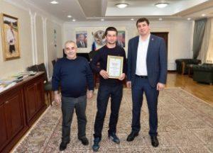 Дагестанская порода овец «Артлухский меринос» заинтересовала Беларусь