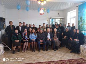 В  Карабудахкенте открыли новый детский садик «Аистенок»