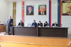 Итоги социально-экономического развития за 2019 год подвели в Гергебильском районе.