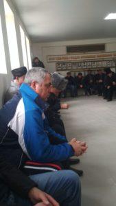 Рамазан Малачилов встретился с населением села Хвартикуни.