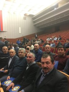 Глава Гергебильского района Рамазан Малачилов принял участие в собрании Ассоциации «Совет муниципальных образований Республики Дагестан».