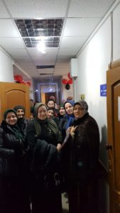 В Гергебильском районе проходит акция, направленная на профилактику раковых заболеваний.