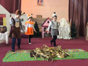 Семинар- совещание воспитателей старших групп дошкольных образовательных учреждений прошло в Гергебильском районе.