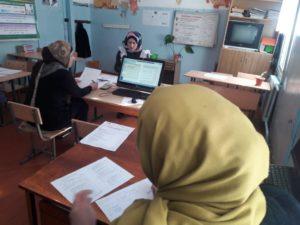 197 девятиклассников Гергебильского района сдали итоговое собеседование по русскому языку.