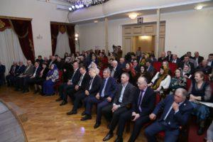 Глава Гергебильского района принял участие в праздновании 105- летия  советского партийного и государственного деятеля Магомеда Махулова.