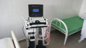 В республиканском центре инфекционных болезней установлено суперсовременное оборудование