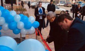 В Каспийске открылся новый офис банка ВТБ