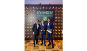 Бизнесмен из Дагестана получил премию в 1 млн $ за вклад в образование