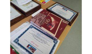 Редакция «Лезги газет» провела олимпиаду по родному языку в школах Махачкалы и Каспийска