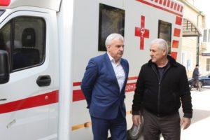 В Сергокалинском ЦРБ ведет работу  «Мобильный центр мужского здоровья»
