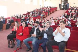 Праздничный концерт, посвященный Международному женскому дню, состоялся в Гергебильском районе.