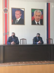 Обеспеченность ЦРБ медикаментами обсудили в Гергебильском районе