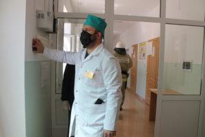 В обсерваторе Гергебильского района провели пожарно-тактические учения.