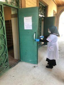 Джума-намаз в условиях коронавируса.