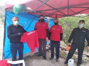 Гергебильский район продолжается бороться с инфекцией.