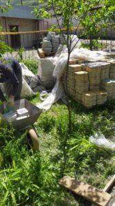 В Ахтынском районе реализуется проект «Формирование комфортной городской среды»