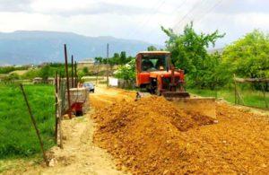 В селе Новое Аргвани претворяется в жизнь проект «Мой Дагестан – мои дороги»