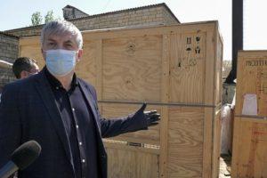 В Дербенте будет  открыт госпиталь для больных пневмонией