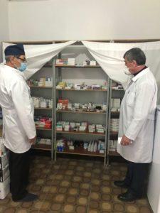 Глава Гергебильского района Рамазан Малачилов с рабочим визитом посетил Маалинскую участковую больницу