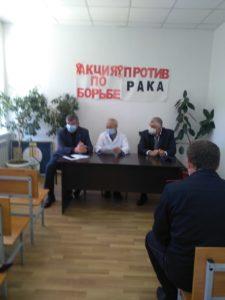 Гергебильская районная больница получила более 200 комплектов СИЗ