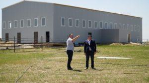 В Дагестане  реализуется инвестиционный проект по строительству убойного пункта