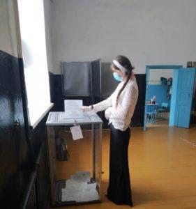 В голосовании по поправкам в Конституцию РФ в Хасавюртовском районе отмечено активным участием людей старшего поколения и молодежи