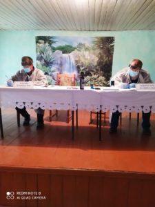 В Гергебильском районе начали досрочное голосование по поправкам