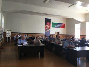 Переход ко второму этапу снятия ограничений обсудили в Гергебильском районе